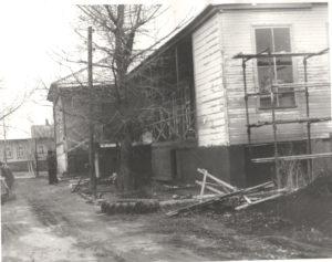 Михайловский краеведческий музей,1970-е