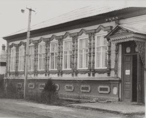 Михайловский краеведческий музей,1976