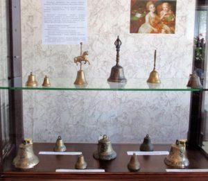 Выставка «От колокола к колокольчику»