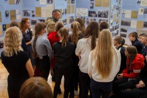 Выставка «Десантники-гвардейцы в Сталинградской битве»