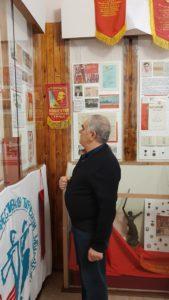 Встреча комсомольских поколений в музее к 100-летию Михайловского комсомола